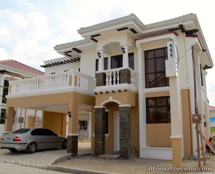 1st picture of Minglanilla Cebu House & Lot FOR SALE Milano Model RFO For Sale in Cebu, Philippines