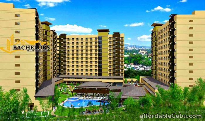 1st picture of Bamboo Bay Resort Condo Studio Unit For Sale in Cebu, Philippines