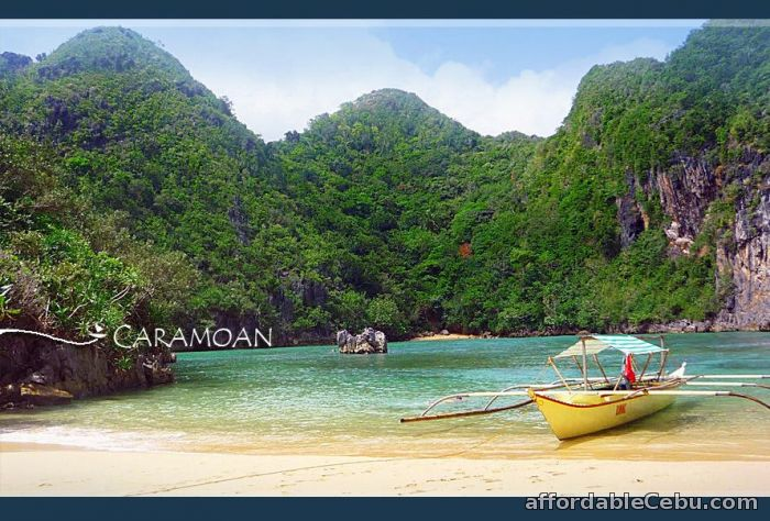 1st picture of Caramoan tour package, a hidden paradise Offer in Cebu, Philippines