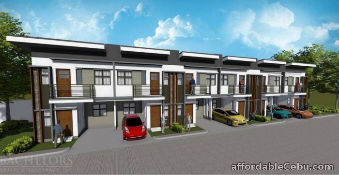 1st picture of Talisay Cebu Townhouse FOR SALE Woodway Residences Amber Inner For Sale in Cebu, Philippines