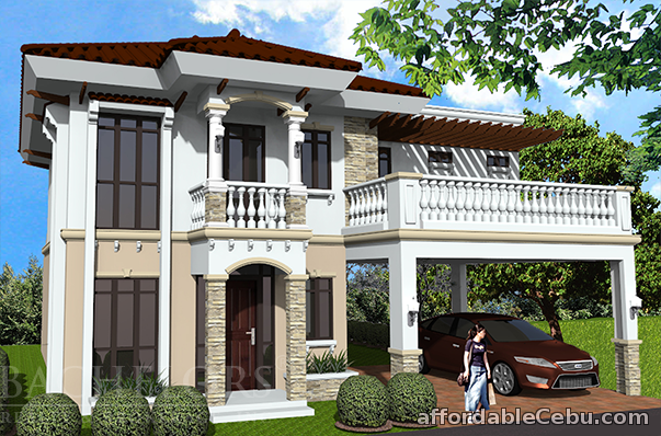2nd picture of Minglanilla Cebu House & Lot FOR SALE Milano Model RFO For Sale in Cebu, Philippines