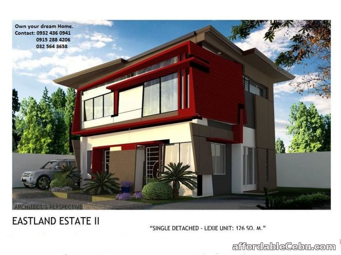 1st picture of Elegant House and Lot For Sale For Sale in Cebu, Philippines