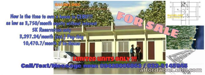 3rd picture of Compostela Affordable House and lot as low as 3,750/month equity For Sale in Cebu, Philippines