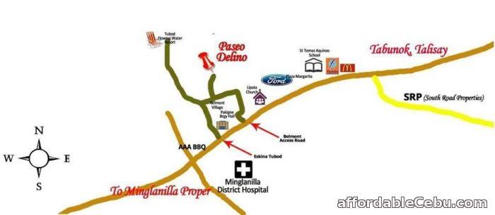 5th picture of Paseo DeLino Pakigne, Minglanilla, Cebu For Sale in Cebu, Philippines