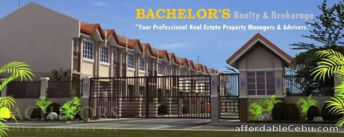 5th picture of Summerville 3 Subdivision Townhouses For Sale in Cebu, Philippines