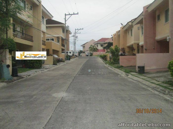 3rd picture of RFO Furnished Unit Townhouse Downhill Outer Unit For Sale in Cebu, Philippines