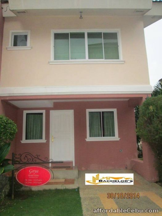 2nd picture of RFO Furnished Unit Townhouse Downhill Outer Unit For Sale in Cebu, Philippines