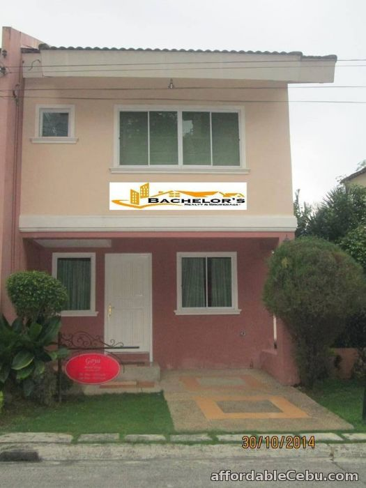 1st picture of RFO Furnished Unit Townhouse Downhill Outer Unit For Sale in Cebu, Philippines