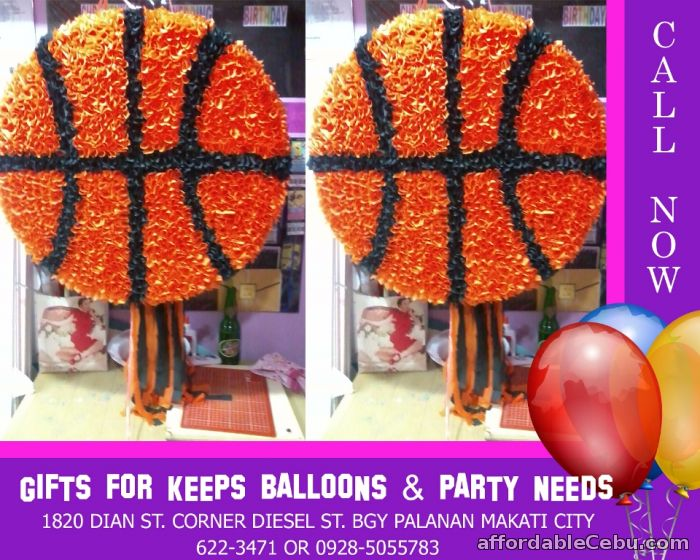 1st picture of Basket Ball Pinata For Sale in Cebu, Philippines