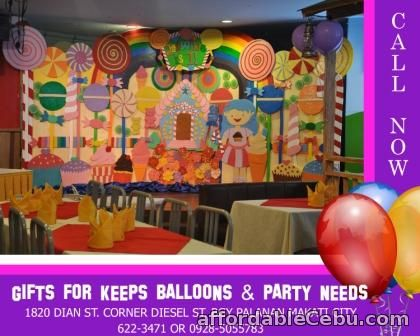 1st picture of Candy Theme Styro Decoration For Rent in Cebu, Philippines