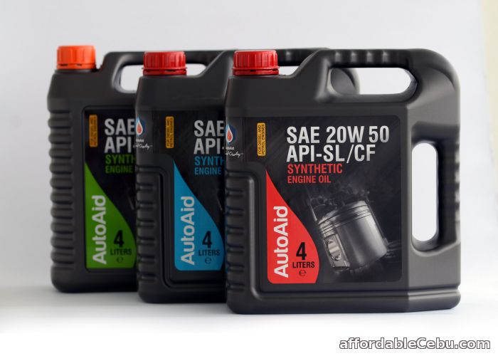 1st picture of AutoAid Lubricants & Engine Oils For Sale in Cebu, Philippines