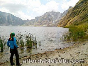 1st picture of Disaster maker, Mt Pinatubo tour Offer in Cebu, Philippines