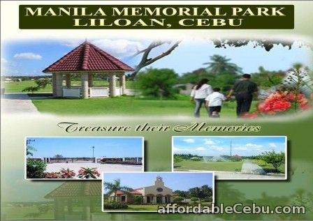 1st picture of Memorial Lot for sale in Liloan Cebu For Sale in Cebu, Philippines