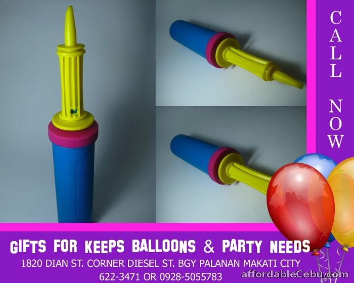 1st picture of Manual Balloon Pump (Wholesale) For Sale in Cebu, Philippines