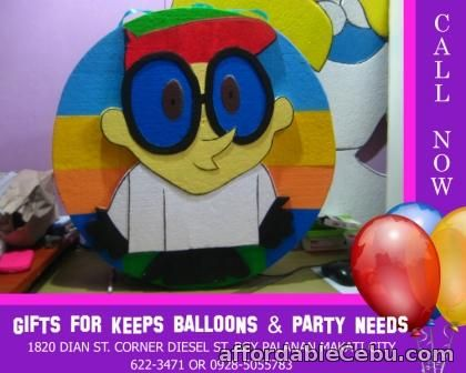 1st picture of Dexter's Lab Styro Pinata For Sale in Cebu, Philippines