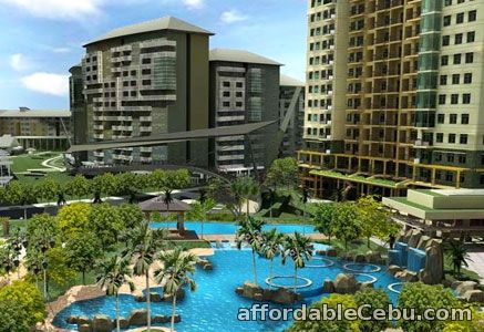 2nd picture of Fully Furnished Studio Unit for sale at Two Serendra For Sale in Cebu, Philippines