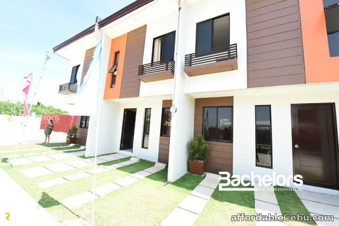 1st picture of House and lot for Sale. lot:40sqm floor:44sqm 3-br. 1-cr.@ 9,671/month in LapuLapu City Cebu For Sale in Cebu, Philippines
