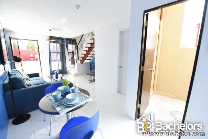 3rd picture of House for Sale.@ 8,573/monthly 3-br. 1-cr. floor:55sqm lot:42sqm in Cebu For Sale in Cebu, Philippines