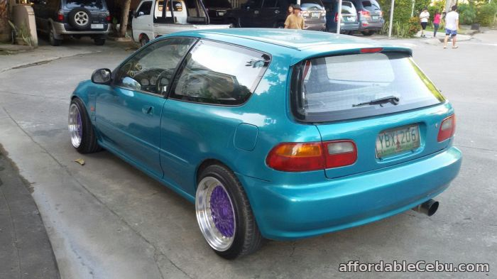 Honda eg4 hatchback For Sale Cebu City Cebu-Philippines 56860