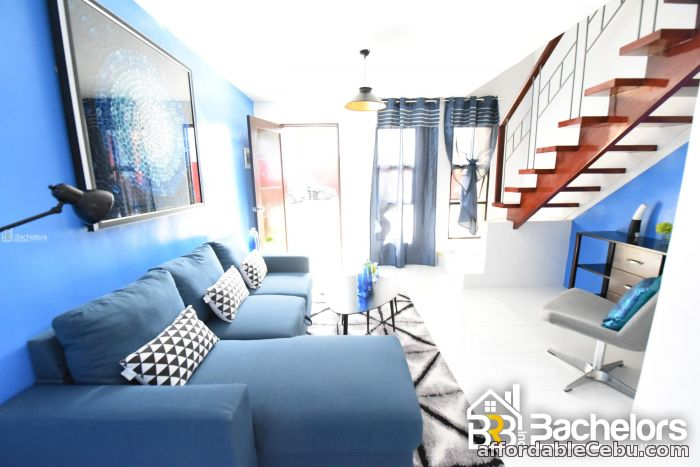 2nd picture of House for Sale.@ 8,573/monthly 3-br. 1-cr. floor:55sqm lot:42sqm in Cebu For Sale in Cebu, Philippines
