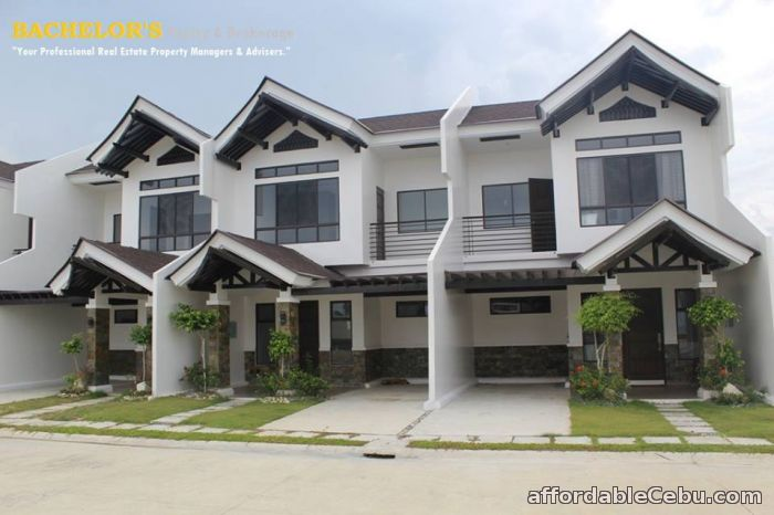 1st picture of Argao Royal Palms Maple Model LA:90sqm up (Townhouse) For Sale in Cebu, Philippines