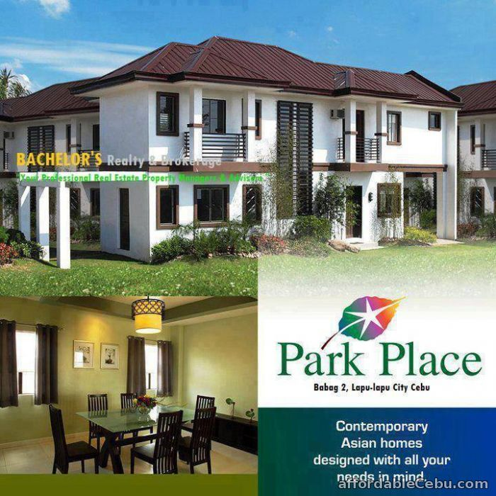 2nd picture of Lapulapu City Park Place Duplex House 10,829 month For Sale in Cebu, Philippines