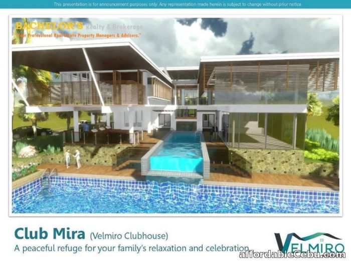 2nd picture of Velmiro Heights 2-Storey Detached 5BR Terazi Model For Sale in Cebu, Philippines