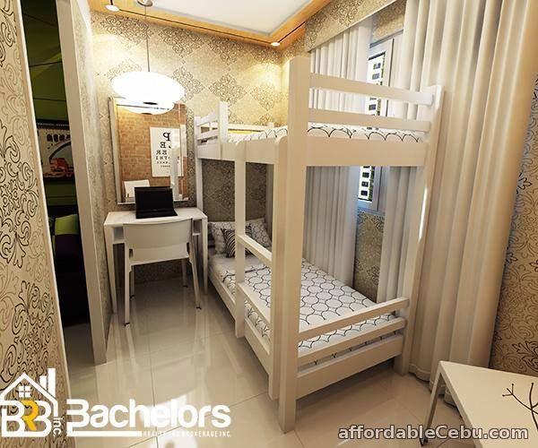 3rd picture of PARTHENON Residences - Near SM Cebu City 1-BedRoom Unit For Sale in Cebu, Philippines
