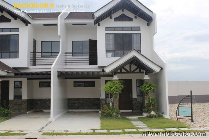 2nd picture of Argao Royal Palms Maple Model LA:90sqm up (Townhouse) For Sale in Cebu, Philippines