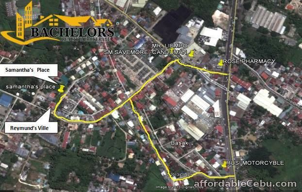 5th picture of Samantha's Place at Canduman, Mandaue City Townhouse For Sale in Cebu, Philippines