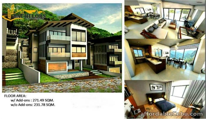 5th picture of North Ridge Residences Model B in Monterrazas Banawa Cebu For Sale in Cebu, Philippines