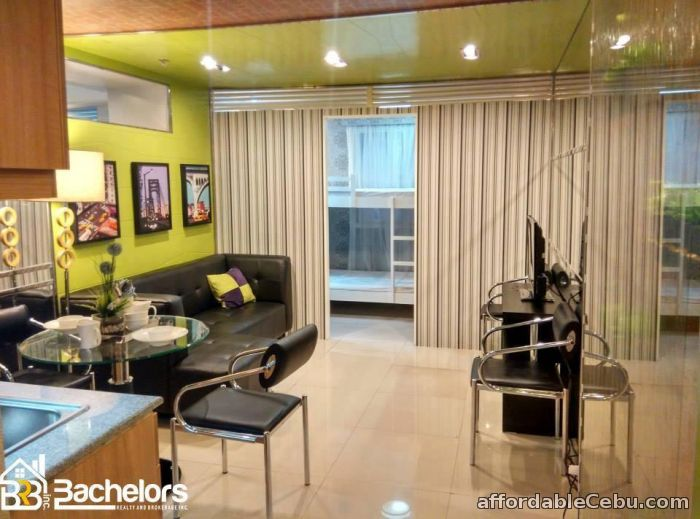 2nd picture of PARTHENON Residences - Near SM Cebu City 1-BedRoom Unit For Sale in Cebu, Philippines