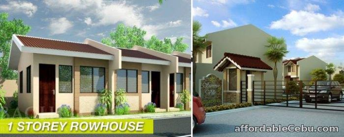 2nd picture of Summerville 3 Subdivision at Cordova, Cebu Townhouses For Sale in Cebu, Philippines
