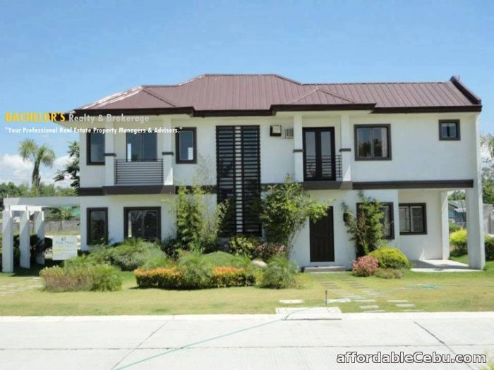 1st picture of Lapulapu City Park Place Duplex House 10,829 month For Sale in Cebu, Philippines