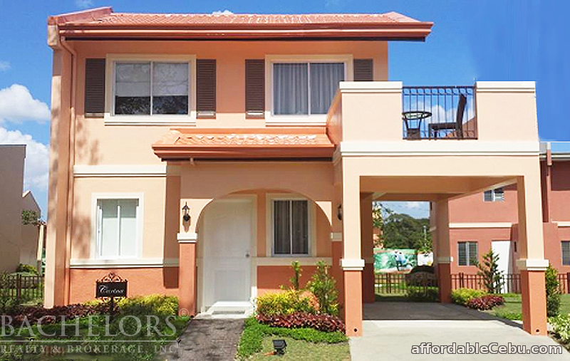 1st picture of Talamban Pit-os House Camella Riverscapes Carina Model Cebu City For Sale in Cebu, Philippines