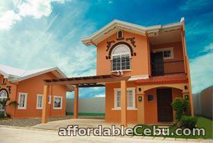 1st picture of Cordova Townhouse Amorsolo Classique Model For Sale in Cebu, Philippines