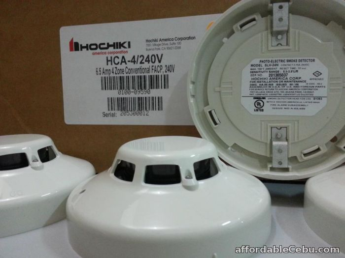 1st picture of Smoke Detector For Sale in Cebu, Philippines