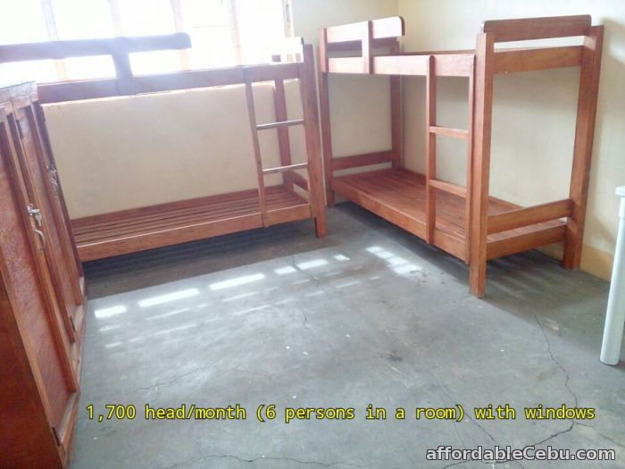 4th picture of CLEAN, SAFE AND AFFORDABLE LADIES DORM FOR RENT. FREE LIGHTS, WATER AND WIFI For Rent in Cebu, Philippines
