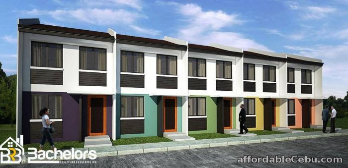 3rd picture of San Josemaria Village - Balamban Townhouses Model For Sale in Cebu, Philippines