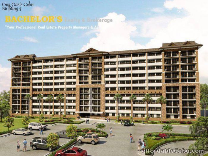 1st picture of One Oasis resort type condominum in Mabolo For Sale in Cebu, Philippines