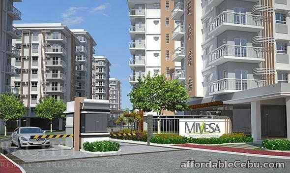 2nd picture of Lahug Mivesa - A Garden Resort Condominium Studio Unit For Sale in Cebu, Philippines