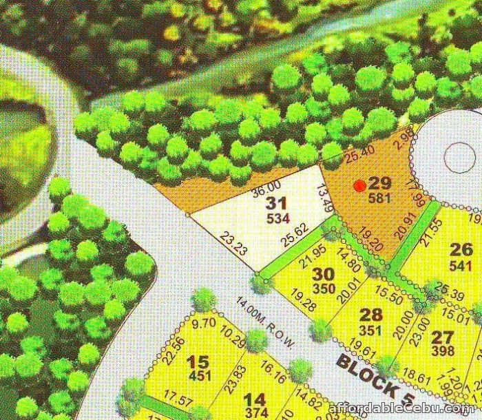 3rd picture of Ayala Greenfield Estates Lot beside Open Space for sale For Sale in Cebu, Philippines