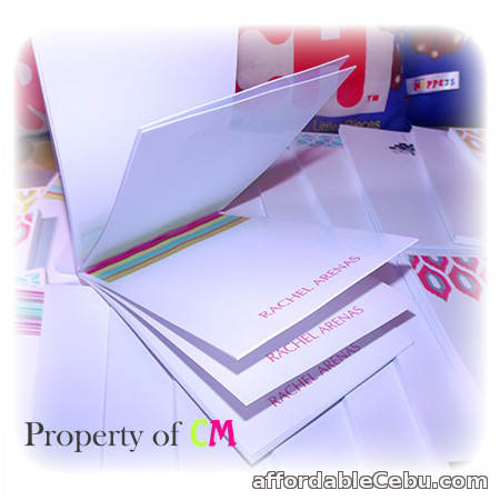 2nd picture of Personalized Memo Pads For Sale in Cebu, Philippines
