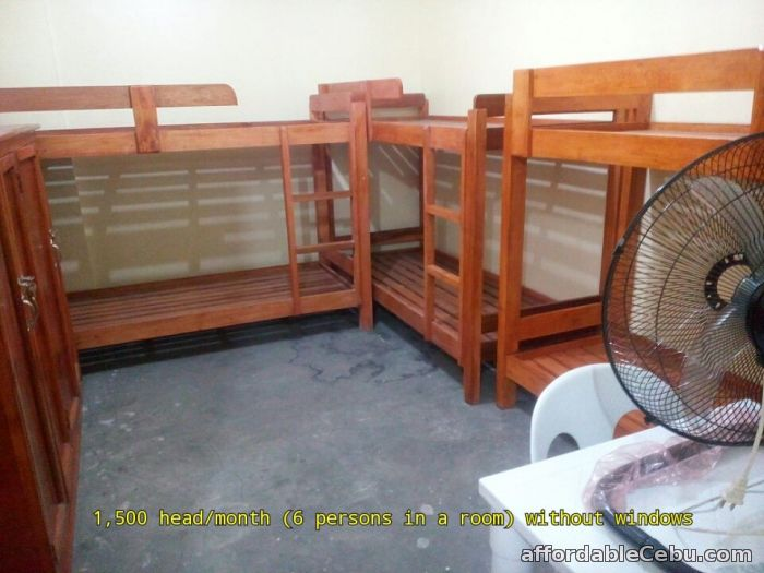 2nd picture of LADIES DORM FOR RENT. AIR-CONDITIONED AND NON-AIRCON ROOMS AVAILABLE. For Rent in Cebu, Philippines