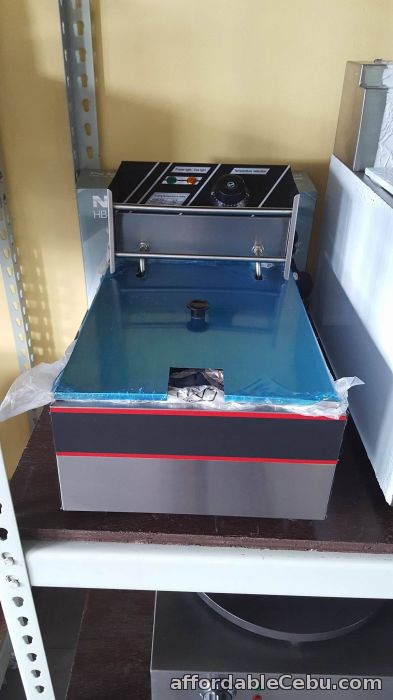 1st picture of ELECTRIC SINGLE DEEP FRYER For Sale in Cebu, Philippines