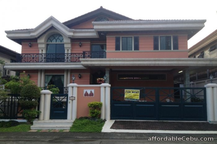 1st picture of Ayala Alabang House For Sale For Sale in Cebu, Philippines