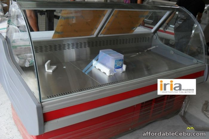1st picture of MEAT CHILLER SHOWCASE for SALE!!! Brand New For Sale in Cebu, Philippines