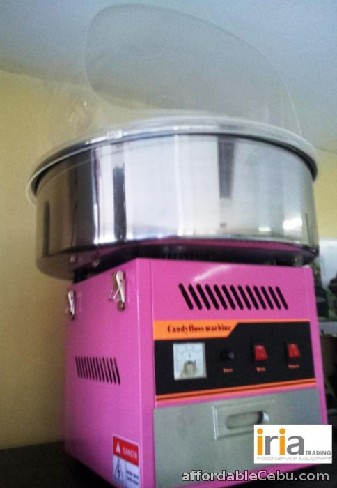 1st picture of ELECTRIC COTTON CANDY MACHINE for BUSINESS!!! For Sale in Cebu, Philippines