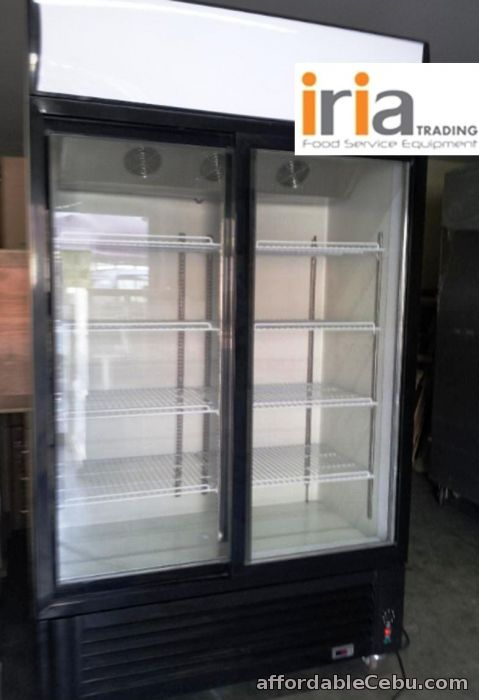 1st picture of UPRIGHT CHILLER DISPLAY SHOWCASE (2 Doors) for SALE!!! For Sale in Cebu, Philippines