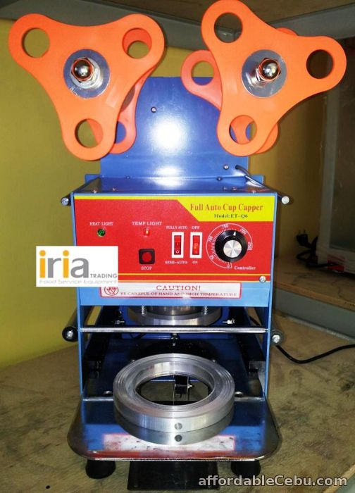 1st picture of CUP SEALING MACHINE / CUP SEALERS for SALE!!! For Sale in Cebu, Philippines